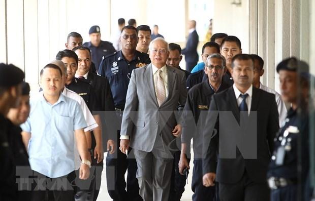 Pospone de nuevo en Malasia juicio contra exprimer ministro Najib Razak hinh anh 1