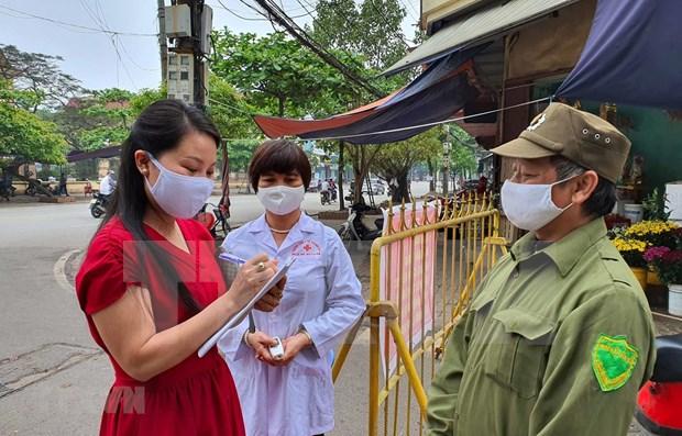 Medios internacionales destacan labor de Vietnam contra el COVID-19 hinh anh 1