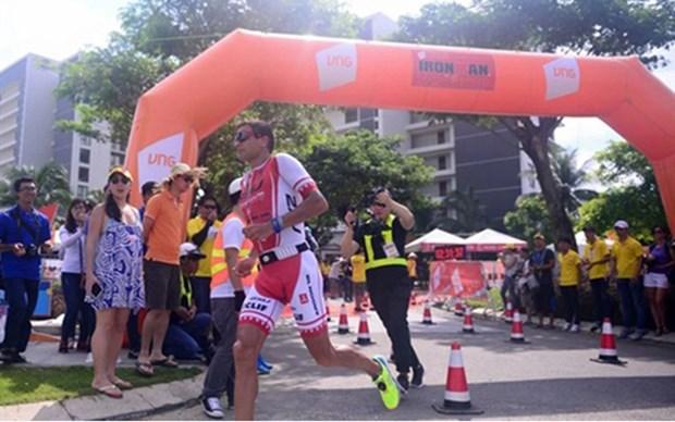 Celebraran en Vietnam triatlon Ironman 70.3 Asia-Pacifico 2020 hinh anh 1