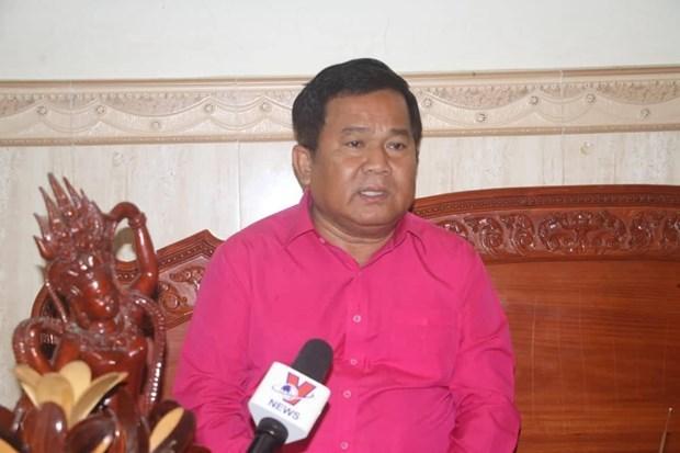 ASEAN 2020: Experto camboyano evalua experiencia antiepidemica de Vietnam hinh anh 1