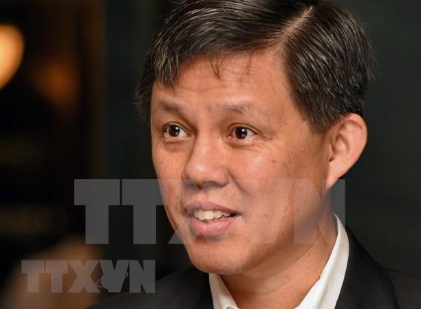 Singapur y Nueva Zelanda se comprometen a mantener comercio de bienes esenciales hinh anh 1