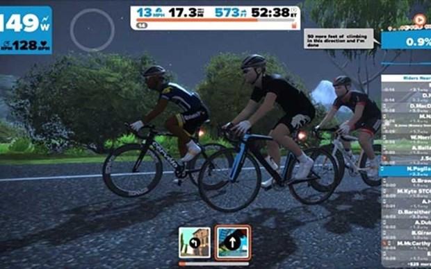 Celebraran en el ciberespacio Torneo de Ciclismo de Vietnam hinh anh 1
