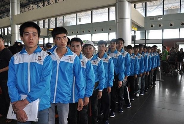 Extienden permiso de trabajo a ciudadanos vietnamitas en Corea del Sur hinh anh 1
