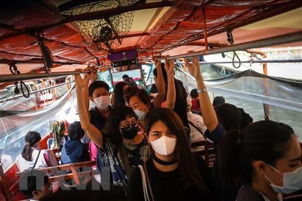 Tailandia reporta descenso de nuevos casos de coronavirus hinh anh 1