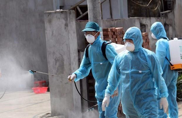 Vietnam casi duplica su numero de recuperados frente a enfermos de COVID-19 hinh anh 1