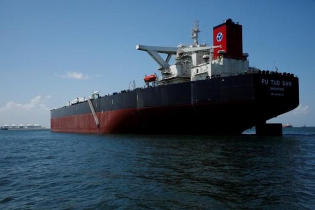 Gigante petrolero de Singapur sumergido en deudas hinh anh 1