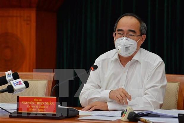 Evalua Ciudad Ho Chi Minh situacion socioeconomica en primer trimestre de 2020 hinh anh 1