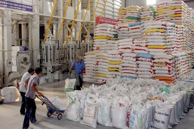 Vietnam informa sobre despacho de arroz para la exportacion en abril hinh anh 1