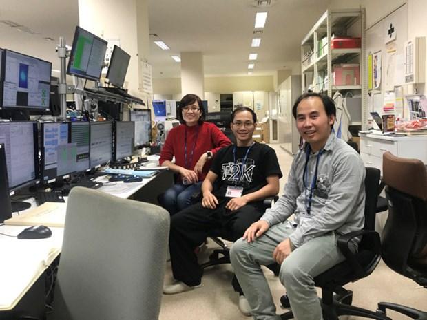 Cientificos vietnamitas participan en hallazgo sobre composicion del universo hinh anh 1