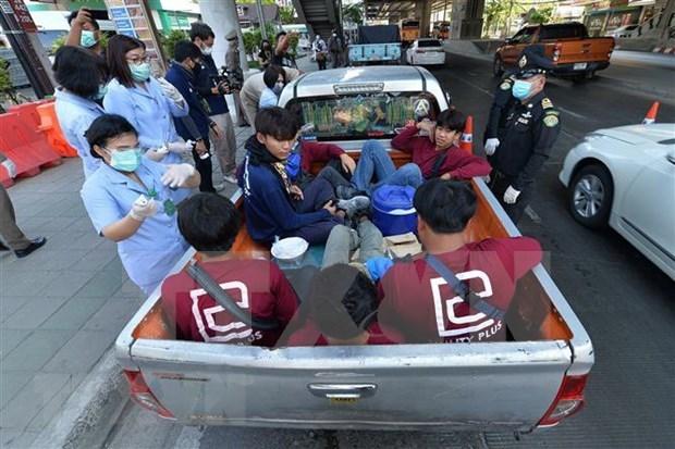 Reabre Tailandia las puertas fronterizas hinh anh 1
