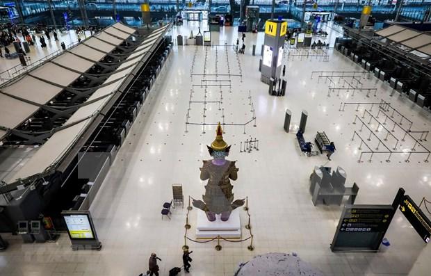 Economia tailandesa sufre mayor dano durante los ultimos 60 anos debido al COVID-19 hinh anh 1