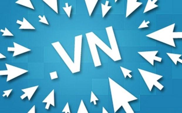 Dominio nacional '.vn' excede el medio millon de registros hinh anh 1
