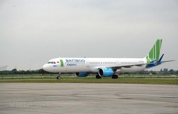 Bamboo Airways ofrece mas vuelos diarios entre Hanoi y Ciudad Ho Chi Minh hinh anh 1