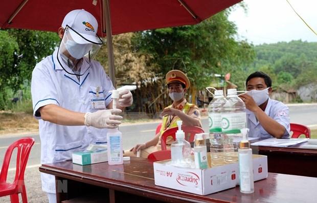 Provincia vietnamita se prepara por recibir a connacionales desde zonas epidemicas hinh anh 1