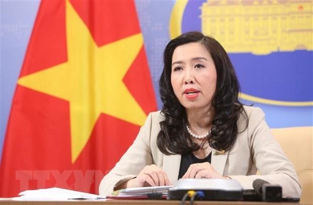 Vietnam rechaza el establecimiento por China de la llamada ciudad de Sansha hinh anh 1