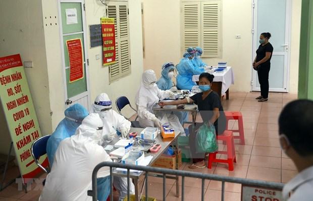 Vietnam en tercer dia sin nuevos casos de COVID-19 hinh anh 1
