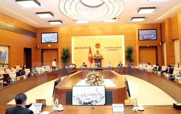 Comite Permanente del Parlamento vietnamita propondra aprobacion del EVFTA hinh anh 1