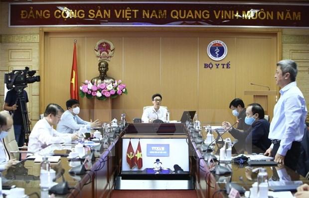 """Vietnam por """"convivir"""" con el COVID-19 hinh anh 1"""