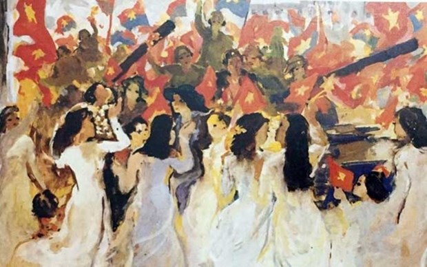Celebran en Vietnam exposicion virtual sobre guerra de resistencia hinh anh 1