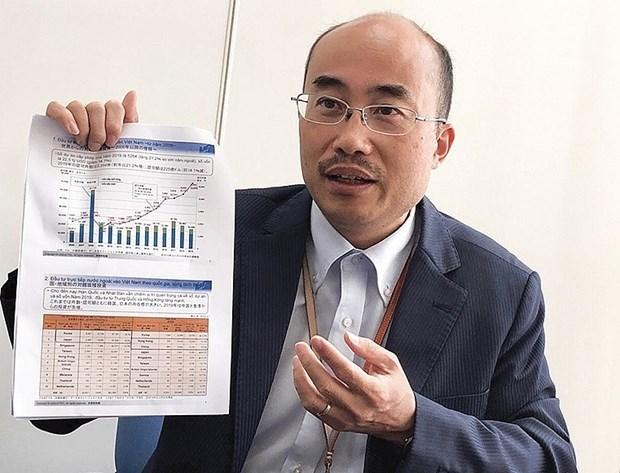 Vietnam se beneficiara de cambio de destino de produccion de empresas japonesas hinh anh 1
