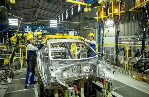 Reduce Indonesia inversion extranjera directa en primer trimestre del ano hinh anh 1