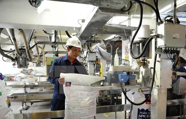 Sector de fertilizantes de Vietnam aprovecha oportunidades del TLC con UE hinh anh 1