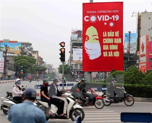 Medios extranjeros elogian respuesta de Vietnam ante la pandemia de COVID-19 hinh anh 1
