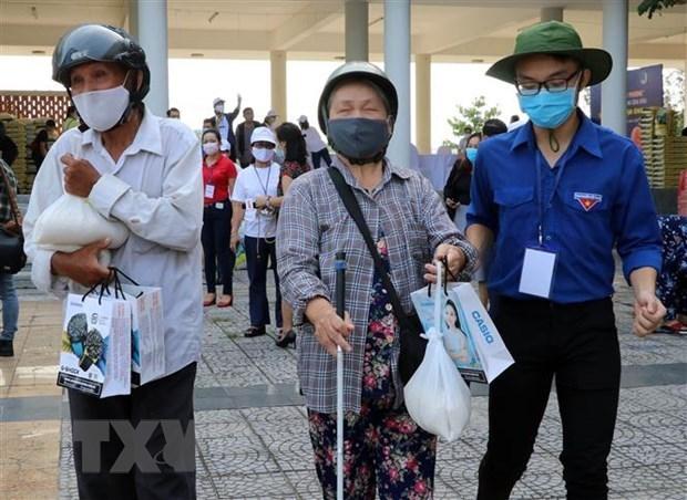 VFF promete una asignacion de fondo transparente en apoyo a la lucha contra el COVID-19 en Vietnam hinh anh 1