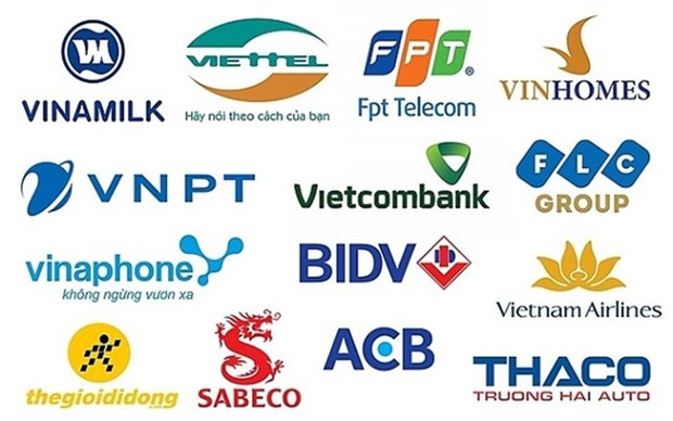 Aumenta 5,4 por ciento valor de marca nacional de Vietnam hinh anh 1