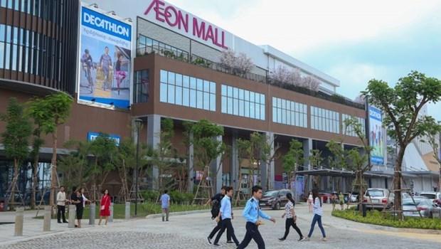 Hyundai gana licitacion para la construccion del centro comercial en Camboya hinh anh 1