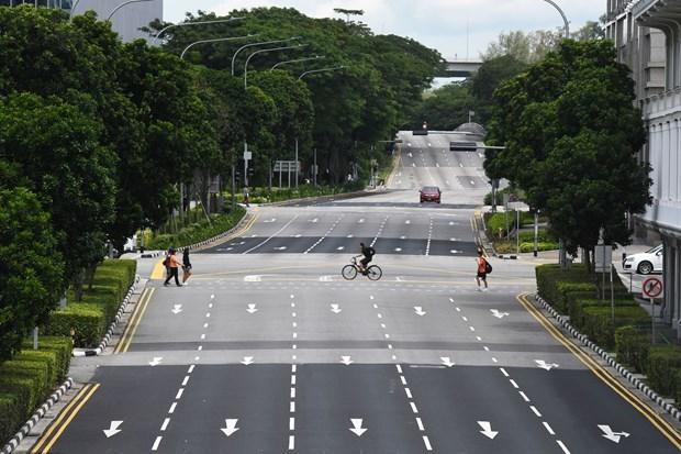 Singapur prorroga medidas de distanciamiento social hasta junio hinh anh 1