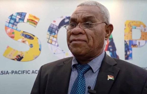 Premier vietnamita felicita a su homologo de Vanuatu hinh anh 1