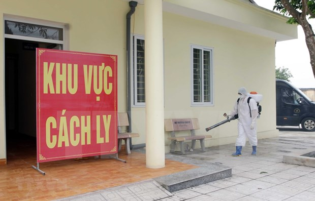 Aprecia medio japones eficiencia del distanciamiento social en Vietnam frente al COVID-19 hinh anh 1