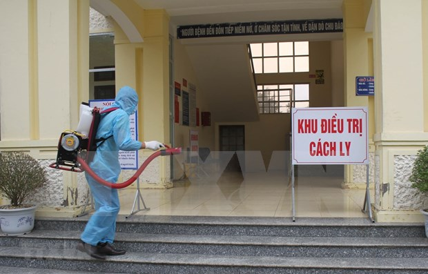 Vietnam con racha de seis dias sin nuevos casos de COVID-19 hinh anh 1