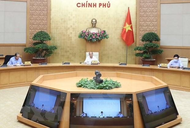 Levantaran manana restricciones en Vietnam, excepto partes de Hanoi hinh anh 1