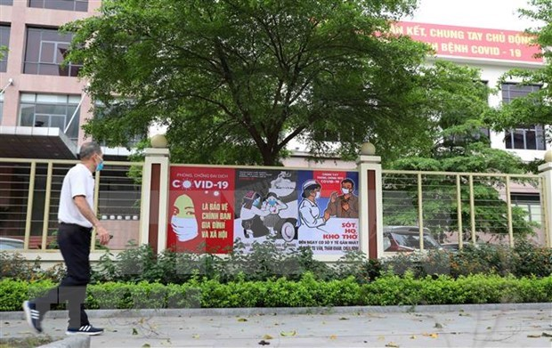 Vietnam controla propagacion del COVID-19 gracias a esfuerzos mancomunados de su gobierno y la poblacion hinh anh 1