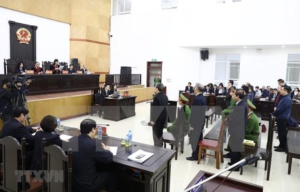 Abriran manana juicio de apelacion por caso de corrupcion en MobiFone hinh anh 1