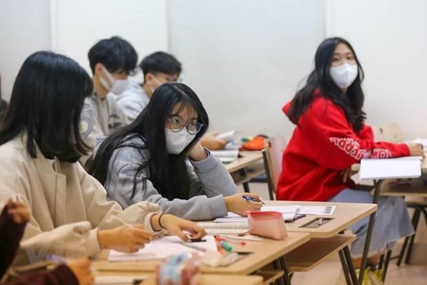 Impulsa Vietnam medidas antiepidemicas en centros educativos hinh anh 1