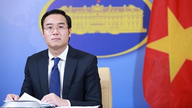 Rechaza Vietnam ranking de libertad de prensa de Reporteros sin Fronteras hinh anh 1