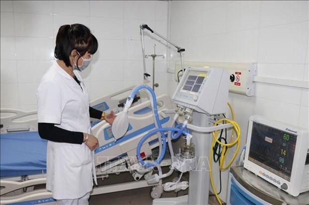 Proponen aumentar numero de ventiladores mecanicos en Vietnam hinh anh 1