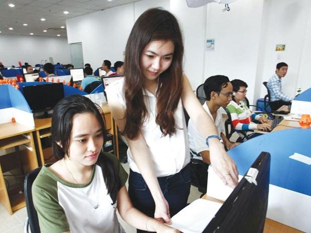 Creciente demanda de trabajadores tecnologicos en Vietnam hinh anh 1