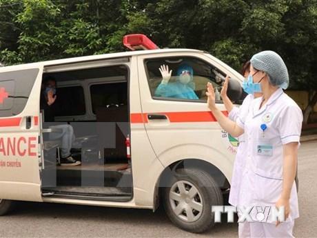 Provincia vietnamita de Bac Ninh pone en cuarentena a 358 expertos extranjeros hinh anh 1