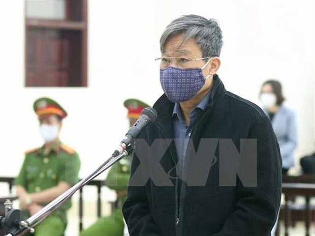 Comienza juicio de apelacion por caso de corrupcion en MobiFone hinh anh 1