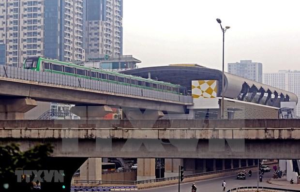 Aprueba Hanoi proyecto de construccion de metros urbanos hinh anh 1