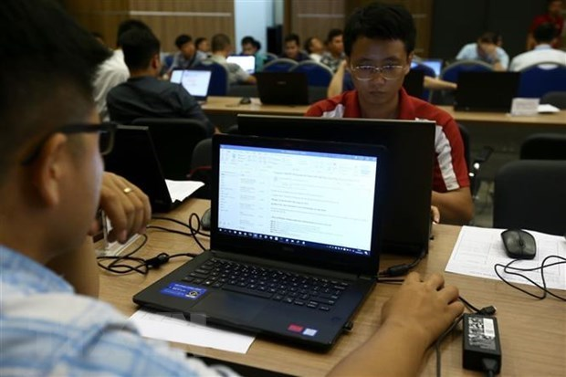 Prohibe Vietnam ataque cibernetico en cualquier forma hinh anh 1