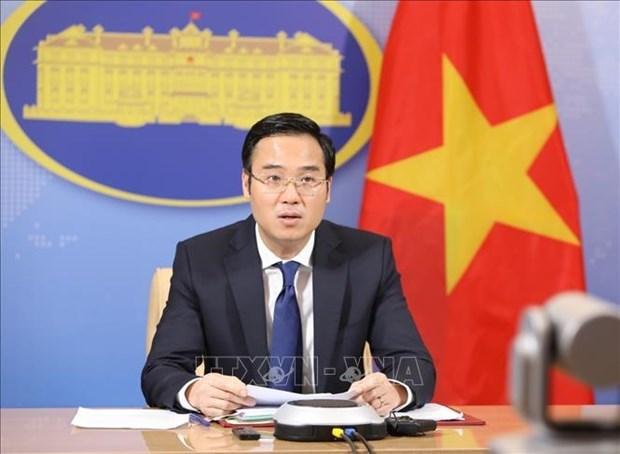 Destacan aportes de Vietnam al mantenimiento de paz, estabilidad, cooperacion y desarrollo mundial hinh anh 1