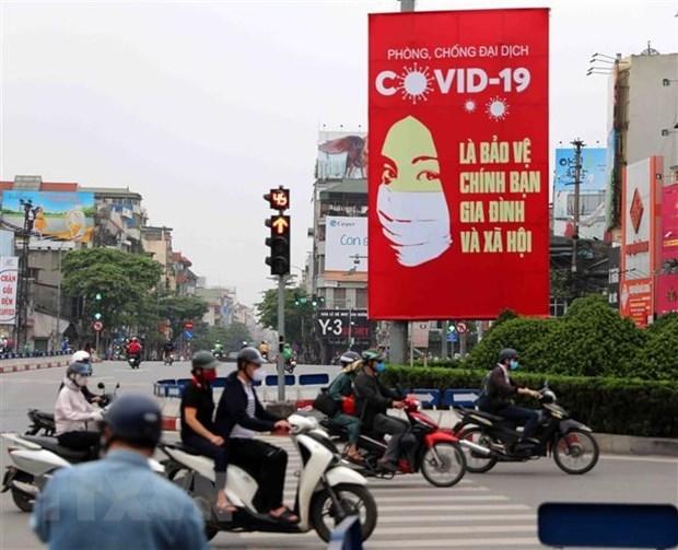 Aplaude embajador de Rusia logros de Vietnam en enfrentamiento a COVID-19 hinh anh 1