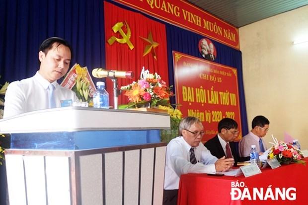 Da Nang impulsa preparativos hacia el XIII Congreso Nacional del Partido Comunista de Vietnam hinh anh 1