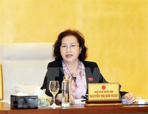 Inauguraran IX periodo de sesiones parlamentarias de Vietnam en mayo con reuniones virtuales hinh anh 1