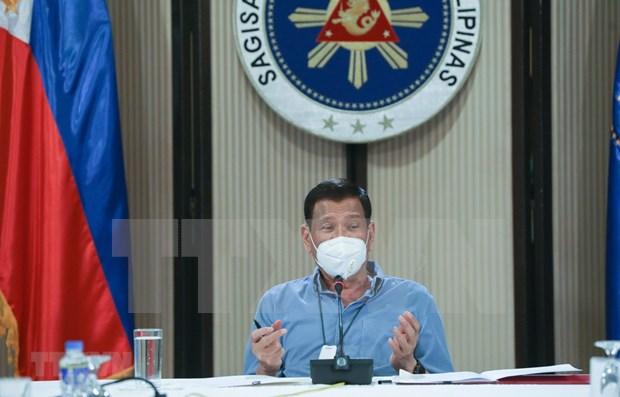 COVID-19: Filipinas prolonga el bloqueo en Manila y varias provincias hinh anh 1